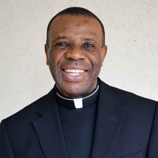 Fr. Theodore Ihedoro, Vicar